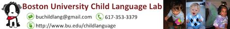 BU Child Language Research - Display Image