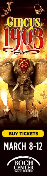 Circus 1903 at Boch Center - Display Image