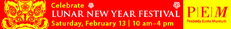 Lunar New Year Festival at Peabody Essex Museum - Display Image