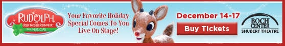 Rudolph the Red Nosed Reindeer: The Musical - Display Image