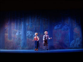 Puppet Showplace Theatre presents 'Shadows Around the World'