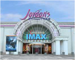 Birthday Parties at Jordan's IMAX