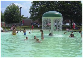 Artemas Ward Wading Pool