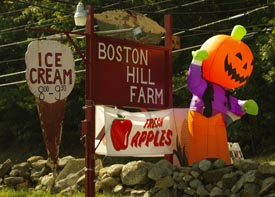 Fall Weekend Festivals: Boston Hill Farm