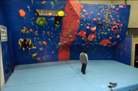 Boston Rock Gym