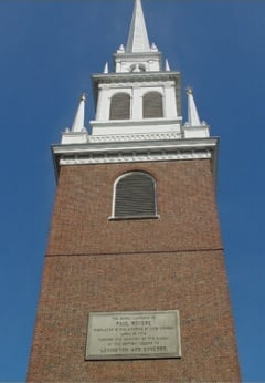 North End Old North Church