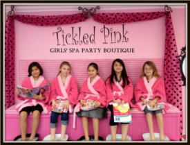 Spa birthday parties are great fun for girls ages 3 13 spa party