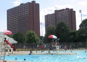 McCrehan Memorial Swimming and Wading Pool