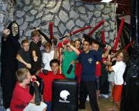 Guard Up! Swordsmanship Birthday Parties