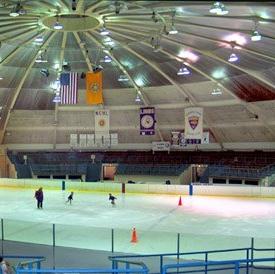 Boston Area Ice Skating Rinks (& Beyond)