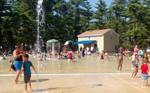 Freetown State Forest Splash Pad