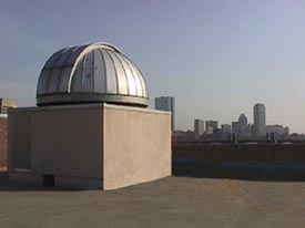 Boston Museum of Science - Gilliland Observatory