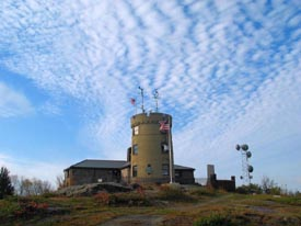 Blue Hills Meteorological Observatory Tours