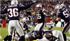 New England Patriots Football (NFL)