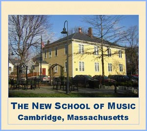 New School of Music Programs