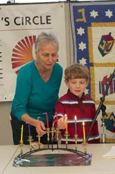 Jewish Cultural Sunday School at Boston Workmens Circle