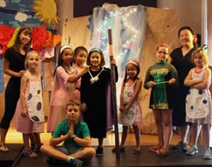 Curtain Call Musical Theatre Program at Brookline Music