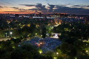 Shakespeare on the Common 2016: Love's Labour's Lost