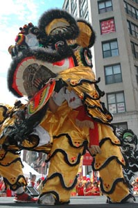 Annual August Moon Festival: Chinatown