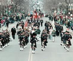 St. Patrick's Day Parade - Boston