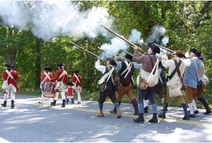 Sudbury Colonial Faire & Muster of Fyfes & Drums