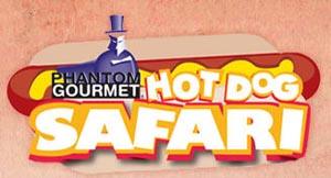 Phantom Gourmet Hot Dog Safari