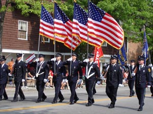 Memorial Day Parades in MA 2017