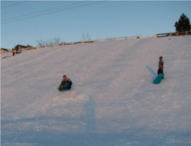 Sledding Spots: Trustees of Reservations