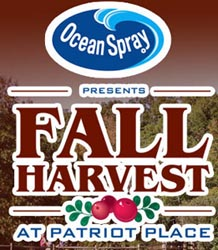 Ocean Spray Fall Harvest Festival