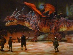 Dreamworks' How to Train Your Dragon Live Spectacular