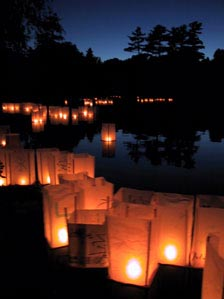 CANCELLED: Annual Lantern Festival: Forest Hills