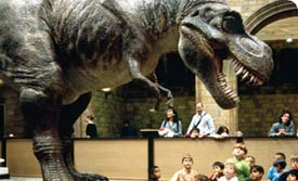 Discover the Dinosaurs: Seaport World Trade Center