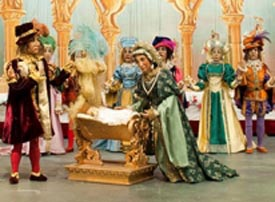 Sleeping Beauty: Colla Marionettes