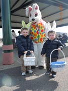 Easter Egg Hunt at Pope John Paul II Park