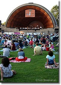 Boston Landmarks Orchestra Festival at the Shell