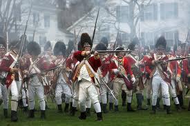 Lexington Patriot's Day Battle Re-enactment Schedule