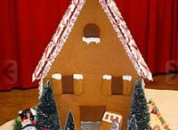 Christmas Craft Festival &amp; Gingerbread House Competition