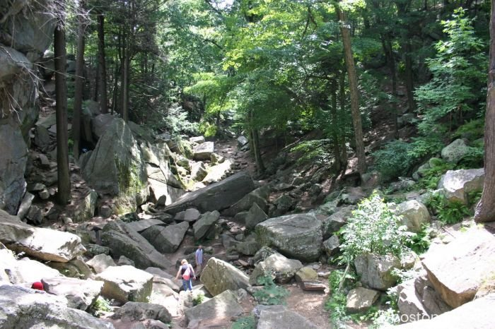 Boston OUtdoor Activity Purgatory Chasm