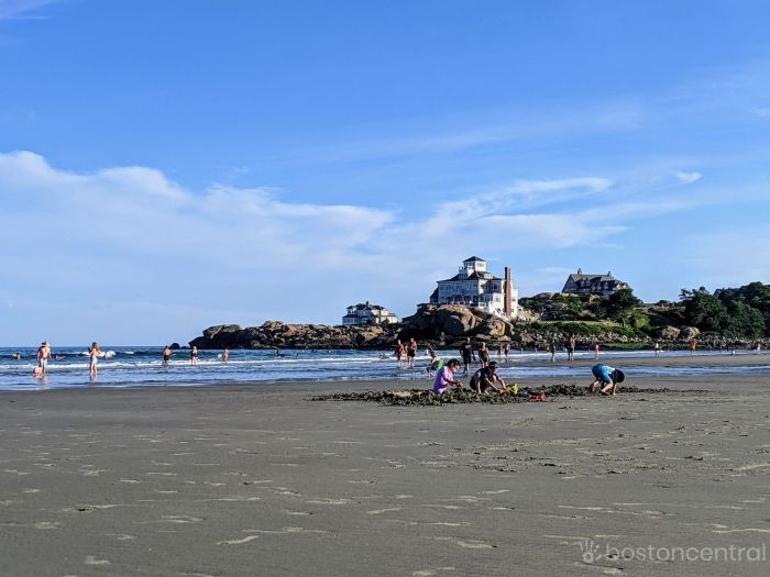 A Visit to Good Harbor Beach in Gloucester, MA