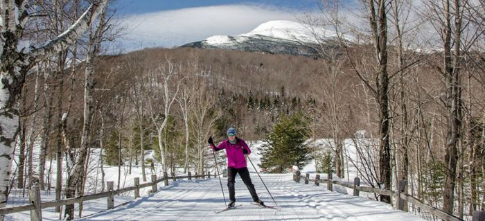 Cross Country Skiing Near Boston Great Glen