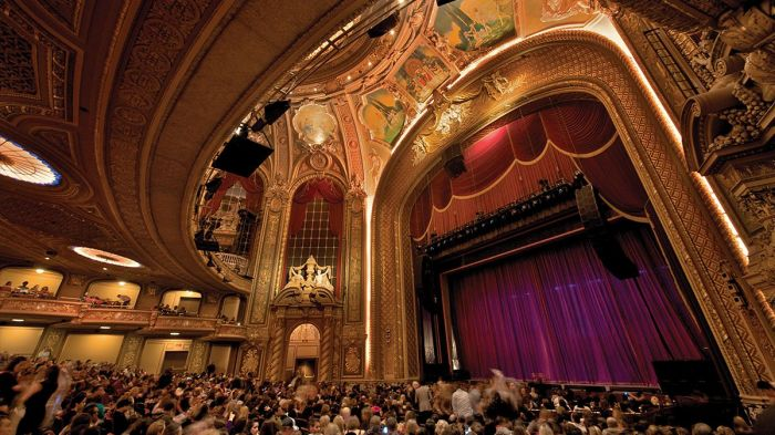Boston Wang Theatre Boch Center