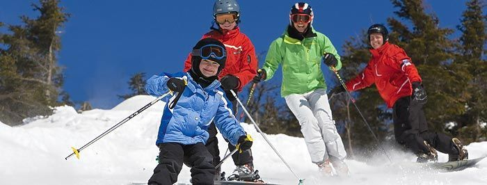 smugglers notch ski resort family skiing
