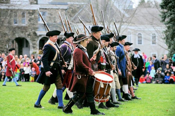 Patriot S Day Events In And Near Boston