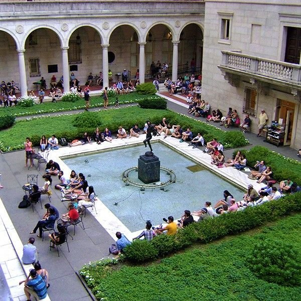 Boston Summer Concerts in the Courtyard at BPL