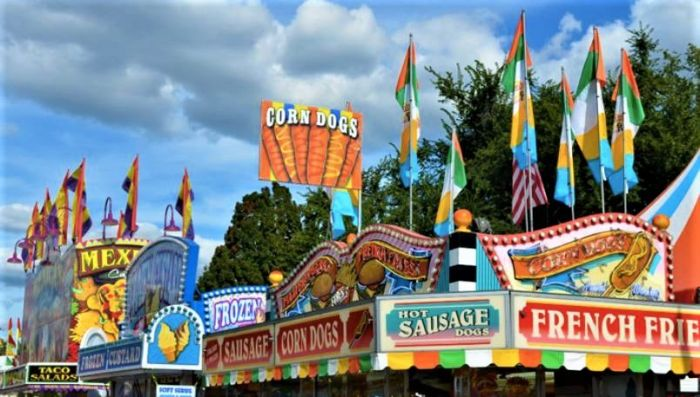The Big E Eastern States Exposition Festival