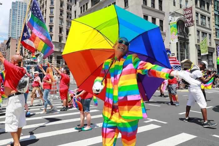 Boston Pride Festival Parade