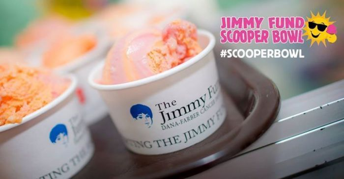 Boston Jimmy Fund Scooper Bowl Ice Cream Festival