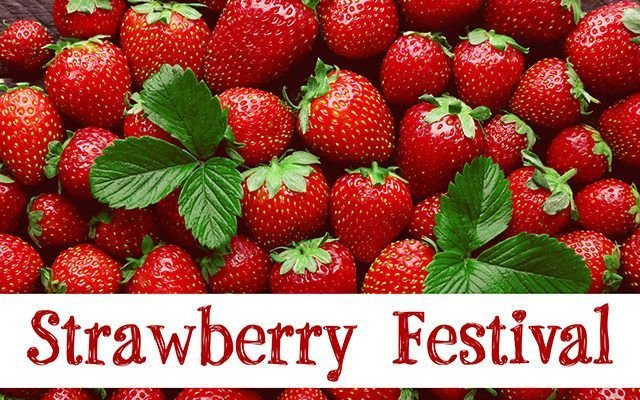 Strawberry Festivals Near Boston