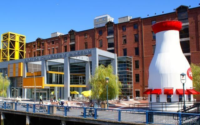A Visit to Boston Children's Museum Tips, Photos, Parking, Local Guide