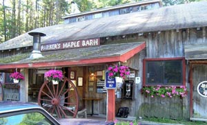 parkers maple barn photo